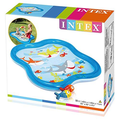 Piscina hinchable para bebes Intex