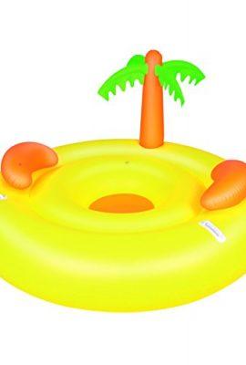 Colchoneta hinchable piscina Isla