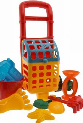 Set de juguetes de playa Bieco