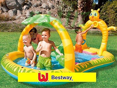 Centro juego de agua para niños y niñas