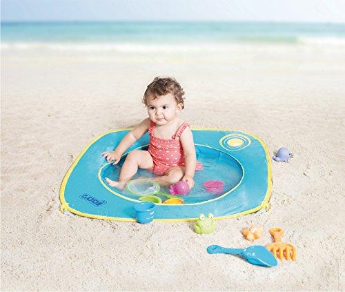 LUDI-Piscina bebé playa