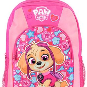 mochila infantil patrulla canina Skye