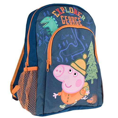 Peppa-Pig-Mochila-para-Niños-George-Pig