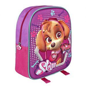 mochila infantil patrulla canina