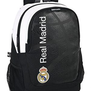 mochila escolar Real Madrid