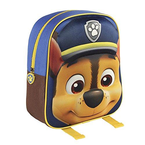 mochila infantil patrulla canina Chase