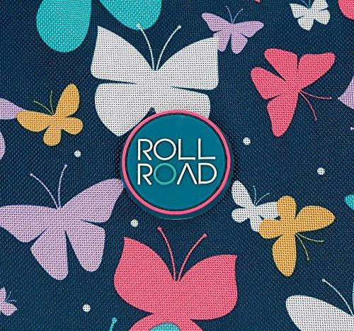 Mochila mariposas Roll Road