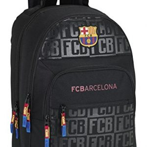 mochila escolar fútbol club Barcelona