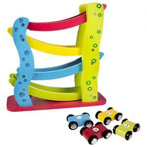 Circuito Roller de madera