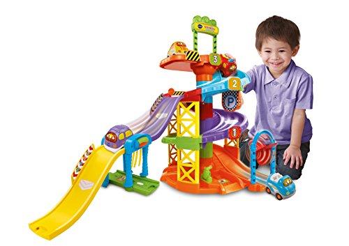 Circuito de coches infantil