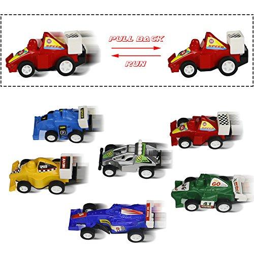 Mini coches construccion
