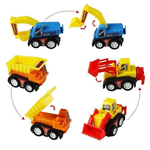 Set de vehiculos para niños y niñas
