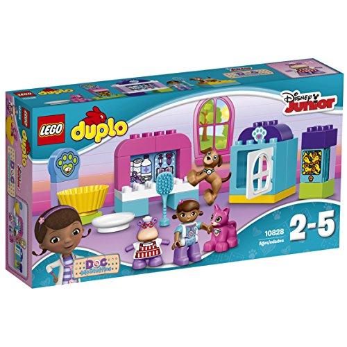 LEGO Duplo Clínica Veterinaria para niños y niñas