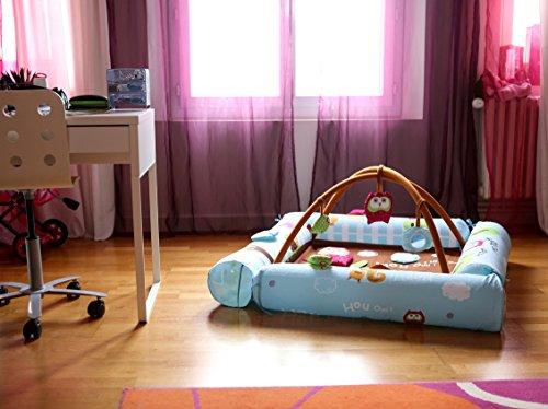 Juguetes alfombra bebes