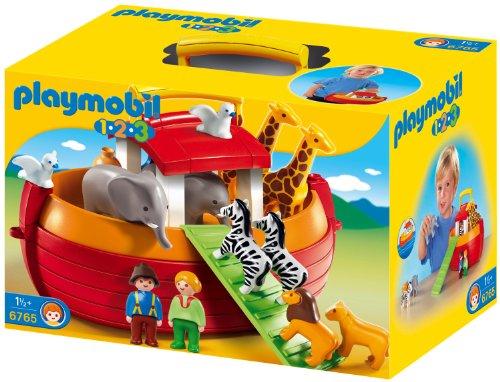 Plamobil arca de Noé para niñas y niñas
