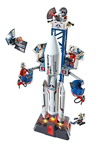 Playmobil-Cohete Aventura en el espacio
