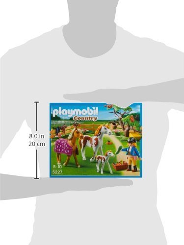 Playmobil-Cuidadora-caballos