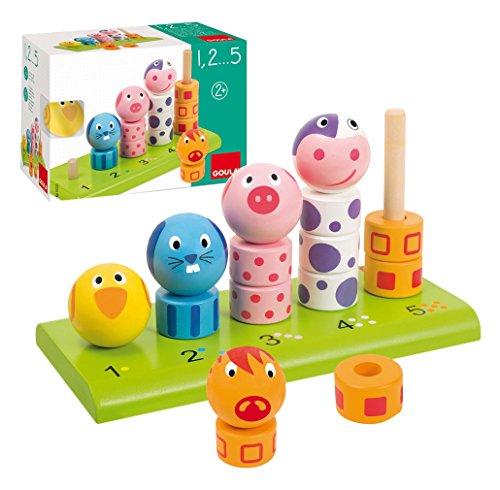 juguete apilable para bebes