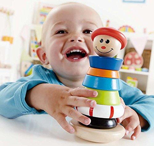 Juguetes de madera para bebés Hape