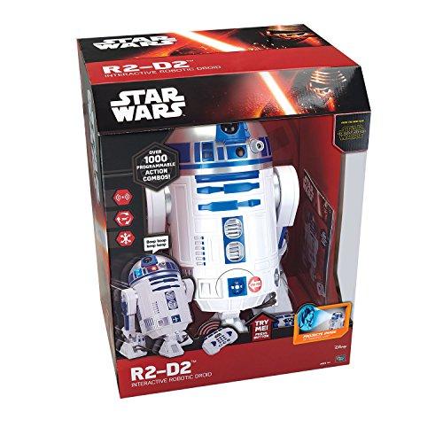Star Wars robot electrónico
