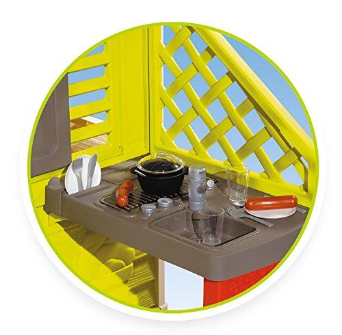 Casa infantil con cocina