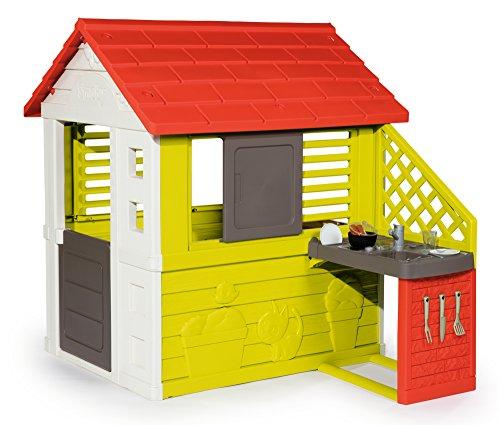 Casa con cocina de Smoby